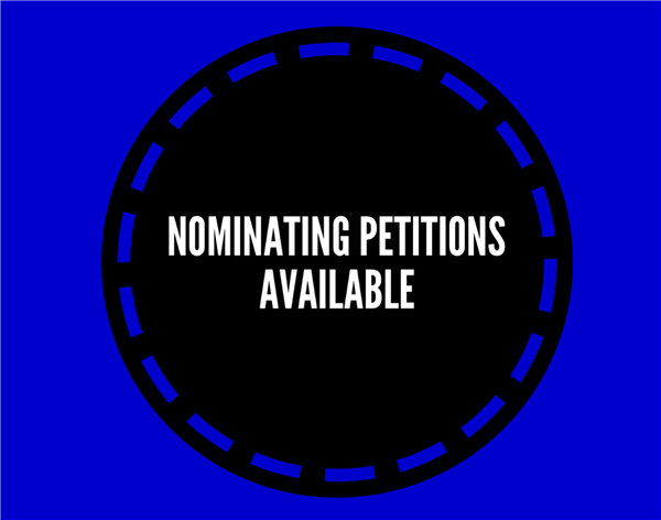 Board of Education Nominating Petitions are Available